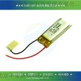 HJBP LP401430 3.7V80mAh蓝牙耳机电池 点读笔锂电池