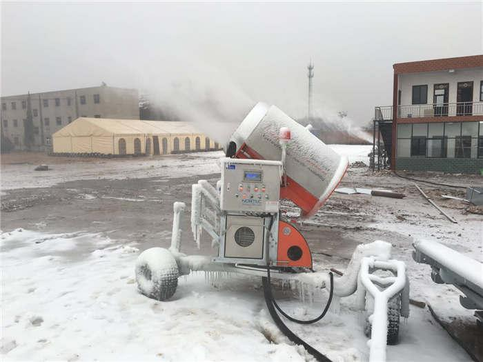 滑雪場規劃設計 滑雪場設備造雪機