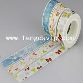 印刷美纹纸胶带生产厂家