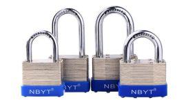 钢千层锁密码锁房门工具箱仓库防盗窗健身房柜子挂锁