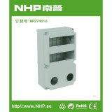 NHP南普 NP274616 IP65 廠家   防水塑料配電箱 檢修箱PVC接線盒