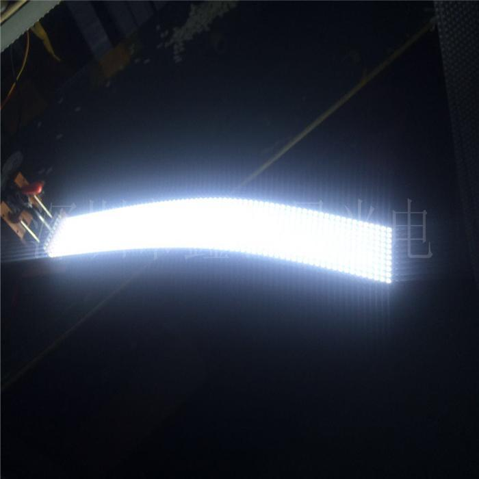 深圳市鑫长昊光电 专业生产LED5730硬灯条   5630高亮灯条 1米72灯 40-45lm