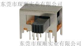 供应拨动开关 SK24D01电源开关大电流 高品质