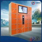 北京厂家直销多媒体寄存柜播放视频广告 学校机关单位使用