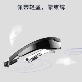 W2智能3D视频眼镜IVS 虚拟现实VR一体机WIFI头戴式显示器高清摄像