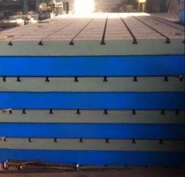 泊铸铸铁工作台/国标HT200-300铸铁工作台现货供应