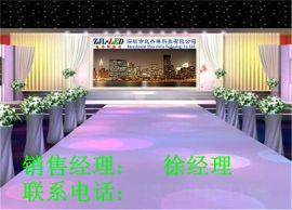 武汉30平方 p4LED全彩屏 p4LED舞台屏
