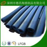深圳廠家供應 橡塑海綿管 橡塑海綿空調管 橡塑海綿管 汽車隔音橡塑棉 光滑橡塑保溫管