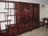 西安仿古家具│仿古书柜│红木书柜│榆木书柜│实木书柜供应