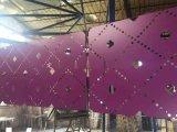 湖州雕花鋁單板幕牆定製