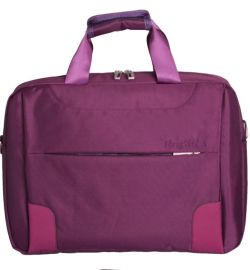 单肩斜挎时尚公文包男女士笔记本电脑包14寸手提包尼龙商务电脑包
