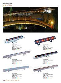 厂家供应 红胜照明 户外洗墙灯 18W线条灯 户外灯 射灯
