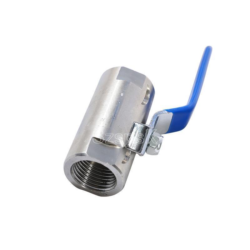 定制非标不锈钢304316手动广式球阀Q11F-DN15 20 25 32 4分一寸