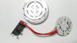 无线LED蓝牙球泡灯PCBA主板供应套料批发