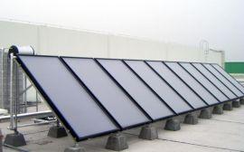 高层建筑太阳能热水工程 太阳能集中供水 太阳能热水器