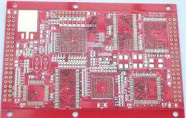 深圳华志鑫电路供应供应汽车灯pcb线路板 四层pcb电路板 内外层2盎司(OZ)铜厚