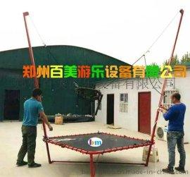 郑州儿童钢架蹦极