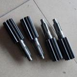 銷售 建鑫電機馬達出力實心齒輪軸 LK-0.4A