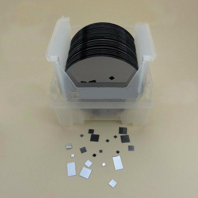 2 3 4寸本征高阻硅片