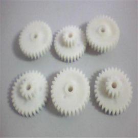 厂家直销塑胶齿轮 塑胶双层齿 36+12T
