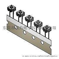 专业生产高品质6X6方形轻触开关TD-1104R