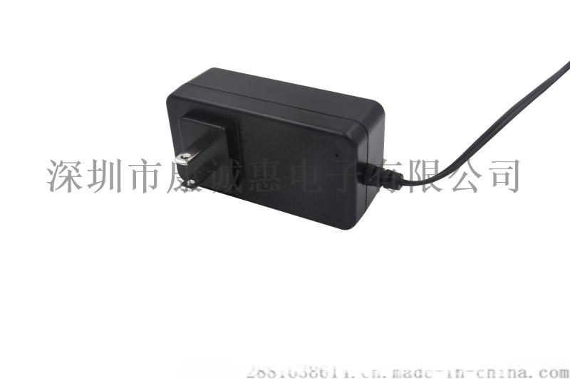 美规16.8V2A铝电池充电器 六级能效