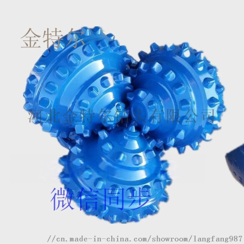 江鑽牙輪鑽頭 J定向噴射鑽頭 提高鑽頭機械鑽速