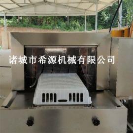 食品厂周转箱/周转筐清洗机 多功能盘子/托盘清洗机
