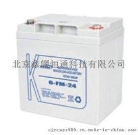 科士达蓄电池6-FM-24科士达UPS电源   12V24AH蓄电池报价以及详细参数介绍
