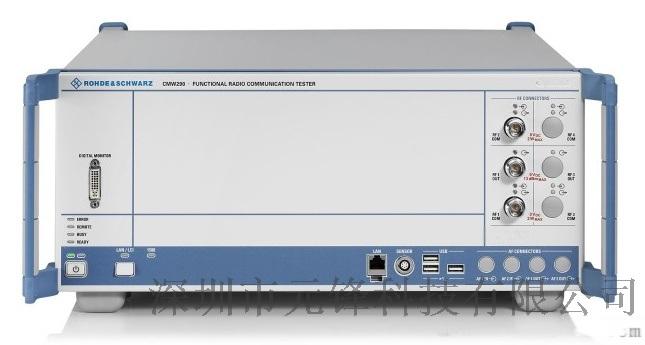 CMW290 R&S CMW290无线电通信测试仪