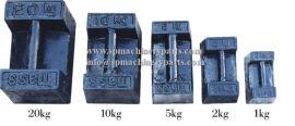 铸造加工厂家直销M1等级电梯公司校验砝码1kg5kg10kg20kg25kg