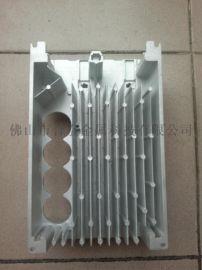 佛山铝合金外壳、散热器外壳压铸定制加工