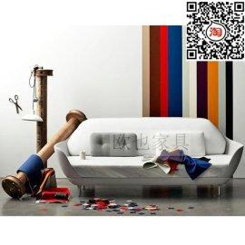 北欧设计师家具果壳沙发