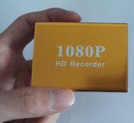 艾福恩/AFN-D1HD同轴高清DVR单路AHD录像机TVI车载记录仪1080P高清TF卡DVR