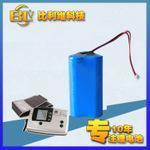 医用医疗器械设备锂电池18650  10.8V 2600mah  厂家供应