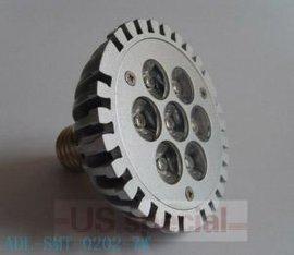 大功率LED PAR30射灯 (7W)