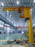 500kg移動式懸臂吊KBK旋臂吊手動懸臂式起重機