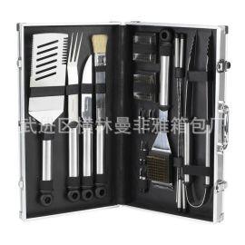 火爆出售鋁合金工具箱  五金產品展示箱 鋁箱 工具儀器展示箱