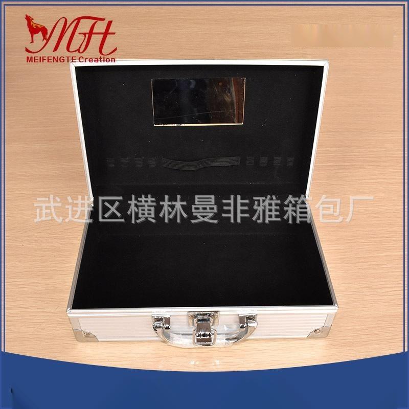 定制铝箱 重型器材铝箱 铝合金铝箱子 铝合金拉杆工具箱 常州厂家