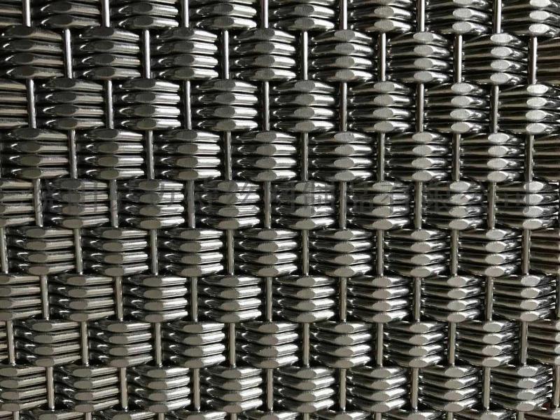 深圳装饰网,建筑装饰网幕墙,不锈钢网隔断,金属网帘,