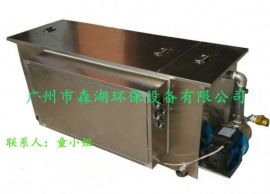 餐饮业适用3吨小型不锈钢全自动油水分离器