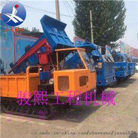 江西山地丘陵履带运输工具 小型运输车