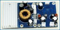 性能稳定车载广告机专用电源功放一体板(BLAV-AD100P)