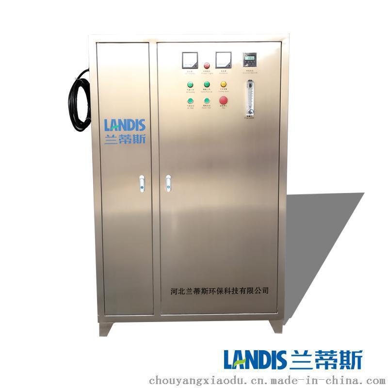 生活用水处理设备 水池杀菌净化臭氧发生器