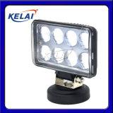 KLL1508ZLB KELAI LED汽车改装灯 4寸方24W 连体透镜 聚光雾灯 厂家