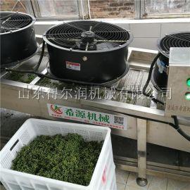 优质鲜花椒加工设备 杀青设备 鲜花椒保鲜加工流水线