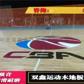 篮球场木地板材质 篮球场木地板环保型 学校体育馆木地板要求