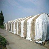 肥料饲料专用青贮黑白膜优质青贮覆盖塑料布