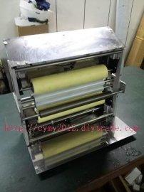 卫星全轮转印刷机专用双面除尘轮/粘尘设备