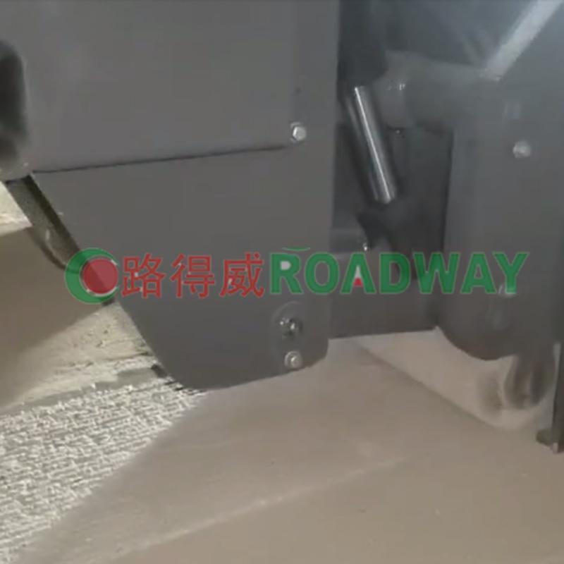 地面铣刨机 路得威RWXB21铣刨机 铣刨机刀座铣刨机刀座